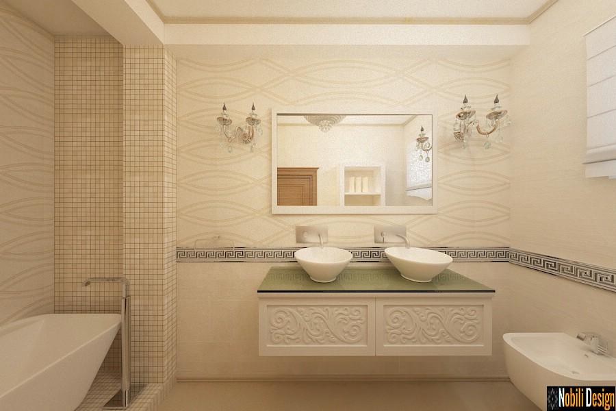 diseño de baño de lujo casa suceava Diseño de interiores Suceava.