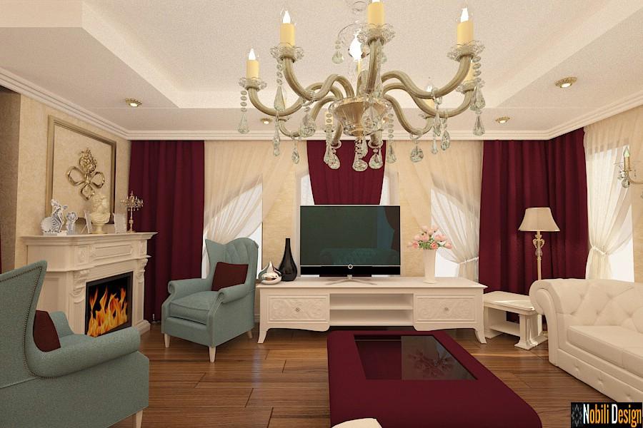 diseño de interiores casas clásicas suceava   Arreglando la casa de arriba en Suceava.