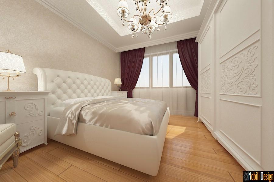 dormitorio de diseño de interiores casa suceava Diseño de interiores de casas de lujo en suceava.