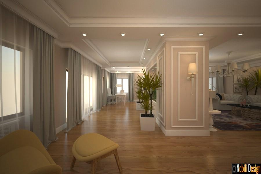 designer interior clasic case brasov