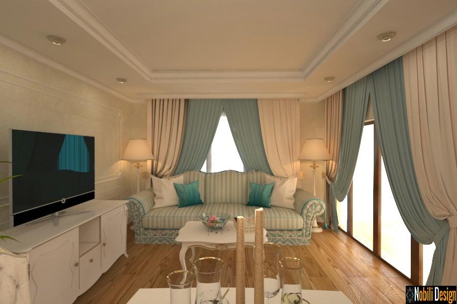 design interior clasic casa giurgiu
