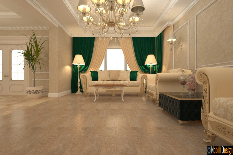 design casa stil clasic Craiova