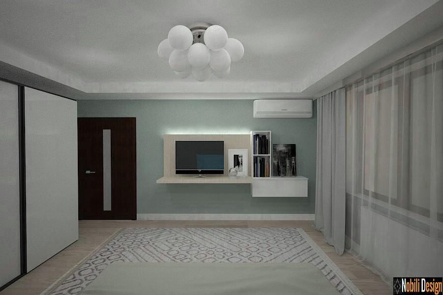 Preço moderno design do quarto | Design de interiores Constanta.