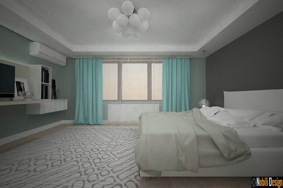 Idéias de design de interiores para casas modernas Arranjos modernos de quarto.