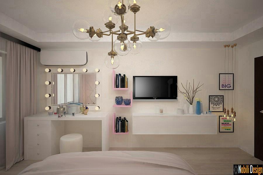 Preço de projeto de design de interiores Constanta | Casas de sonho fotos interior quarto.