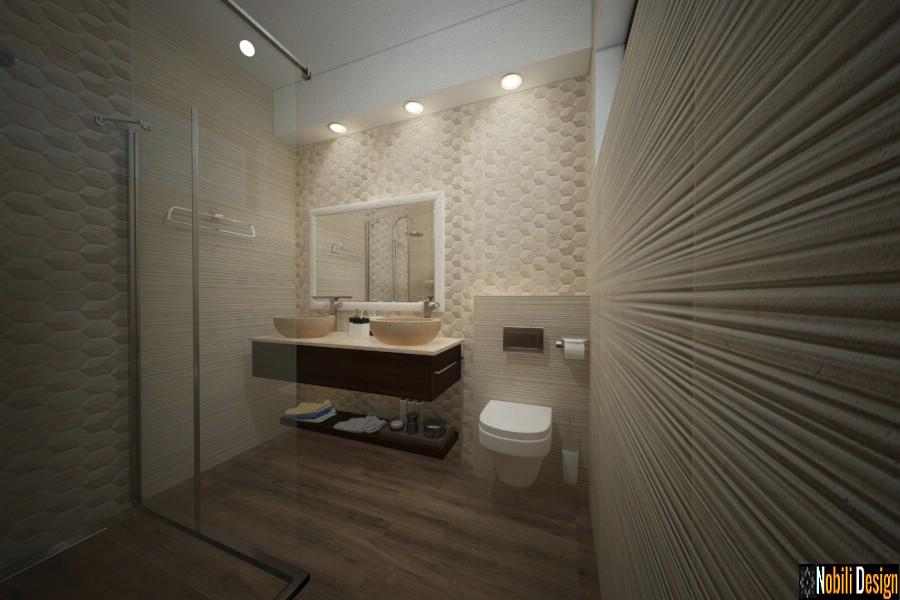 design interior baie casa moderna Urziceni | Amenajare baie casa Urziceni pret.