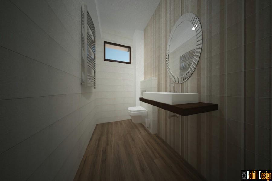 design interior baie moderna urziceni | Amenajari interioare bai case moderne pret.