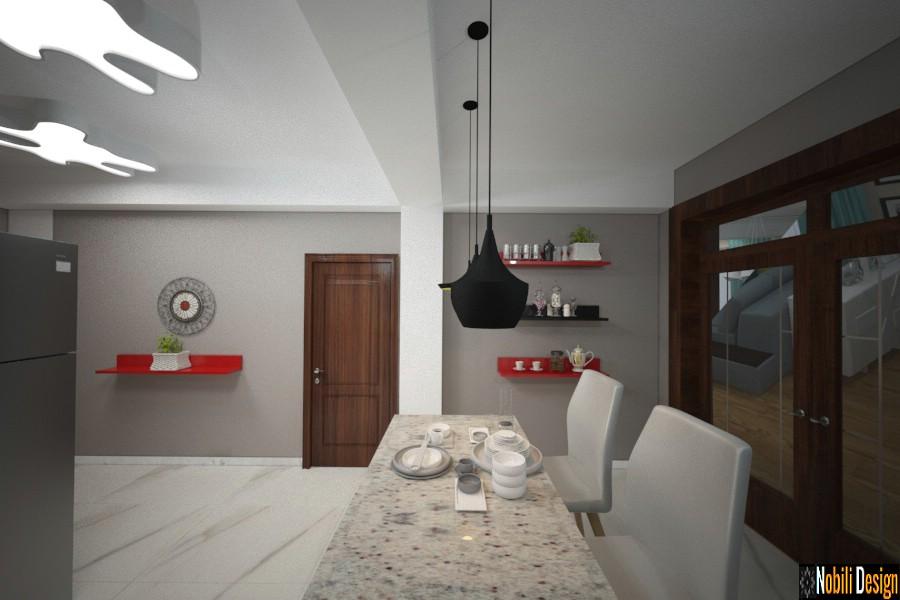 interieur ontwerp kombuis huis urziceni ialomita | Studio ontwerp binneland Urziceni.