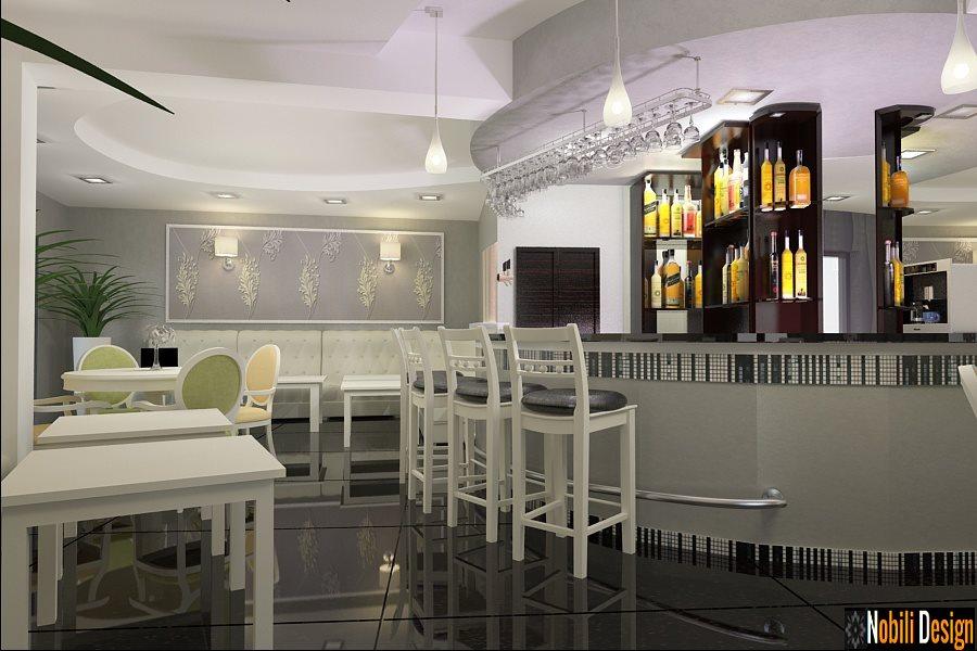 Amenajari - interioare - baruri - restaurante - Mamaia - Constanta.