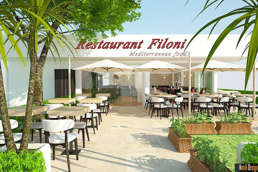Buite Terraces restaurant Mamaia.