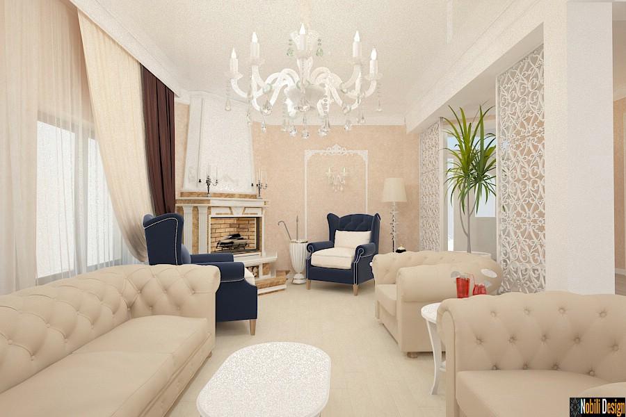 Design interior case clasice Targu Mures