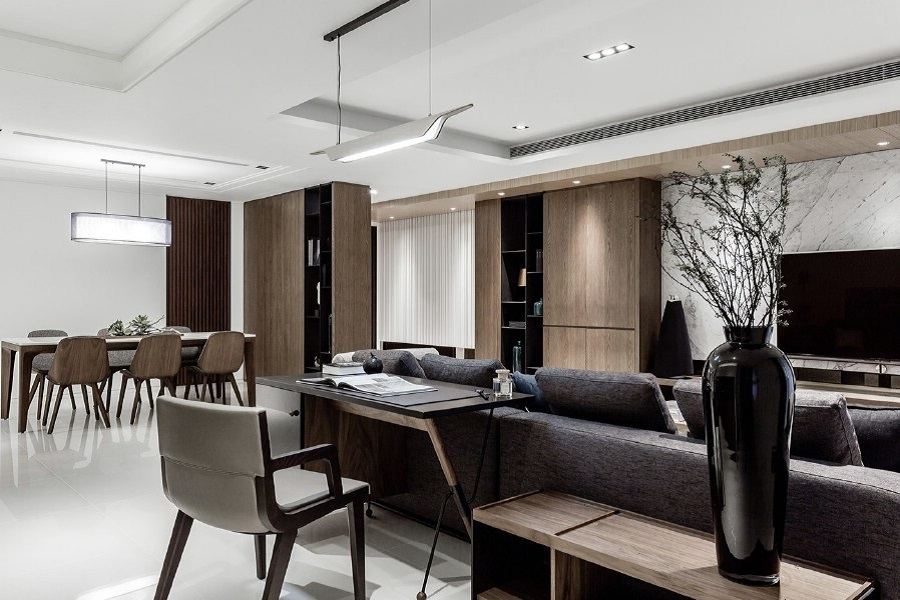 Design interior vile moderne in Bucuresti