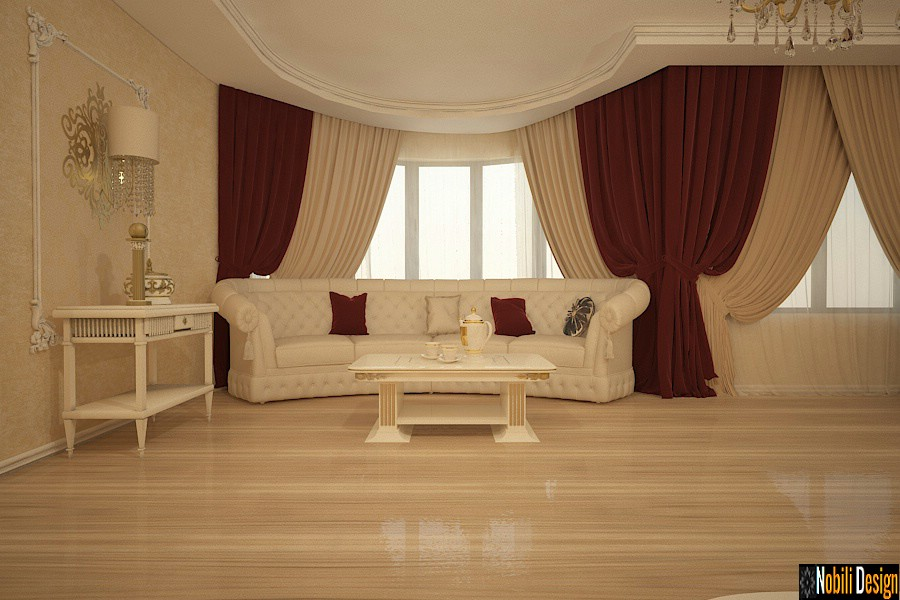 Design interior case clasice in Ploiesti