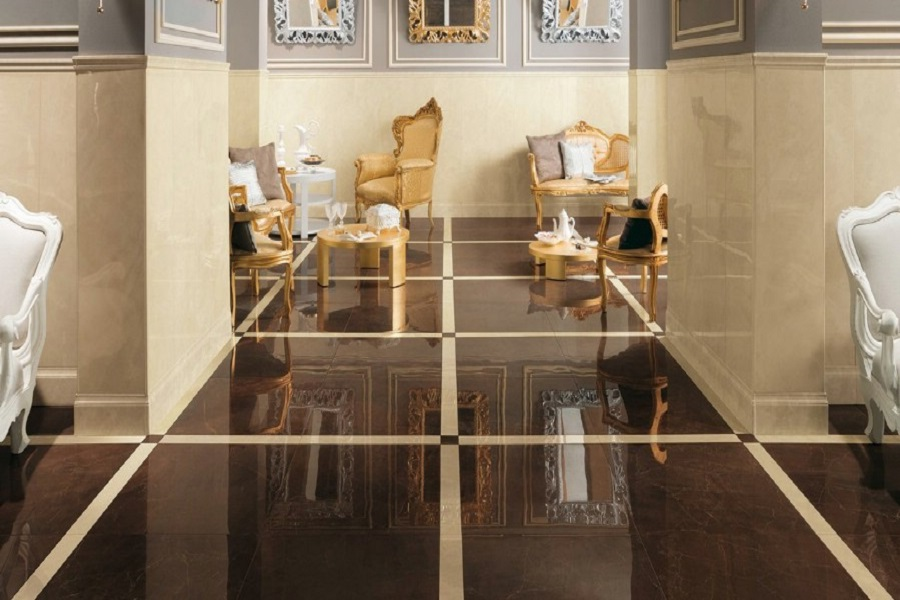 Store - sandstone - glossy - marble - interior - constant.
