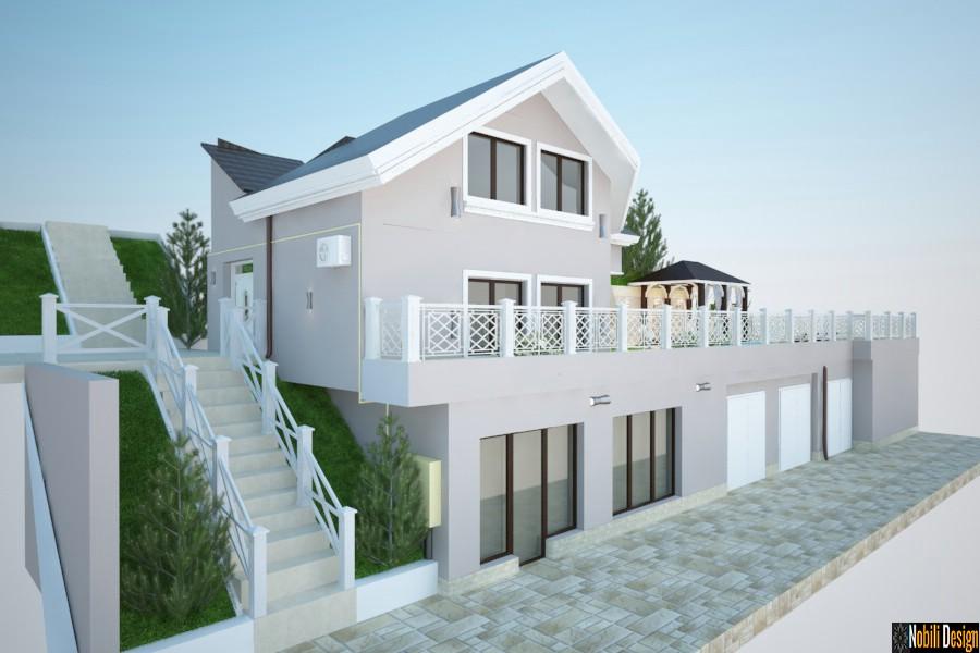 Nobili Design | Design - exterior - casa - clasica - targu - mures.