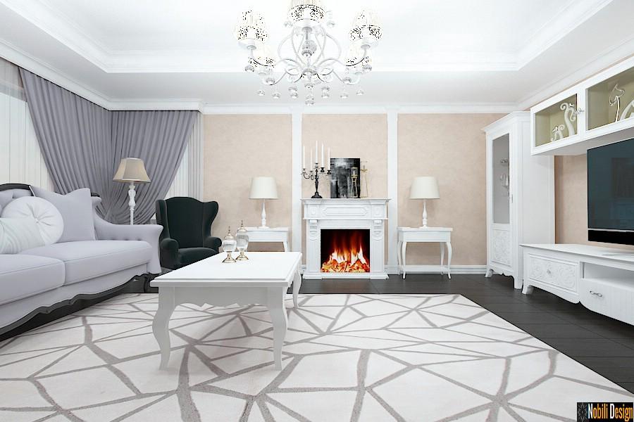 Nobili Interior DesignArhitect design interior Ploiesti Amenajari
