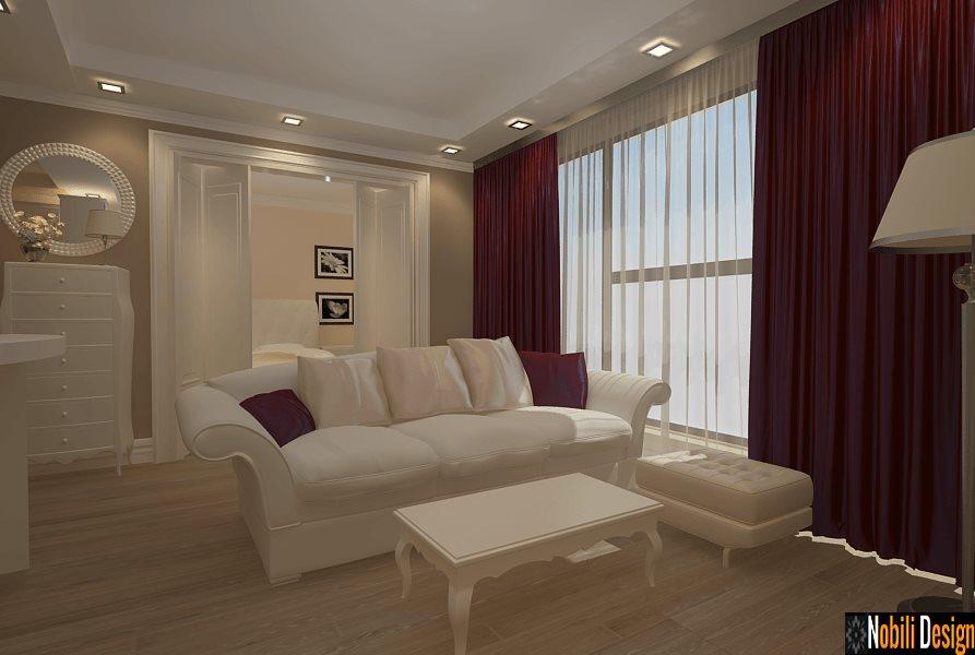 design interior apartament 2 camere faleza - constanta