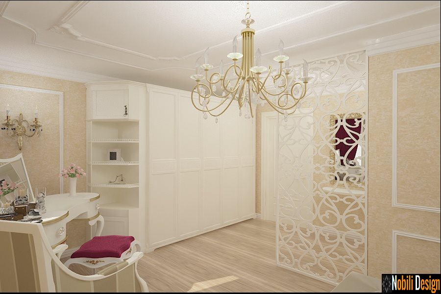 Design interior apartament clasic pret