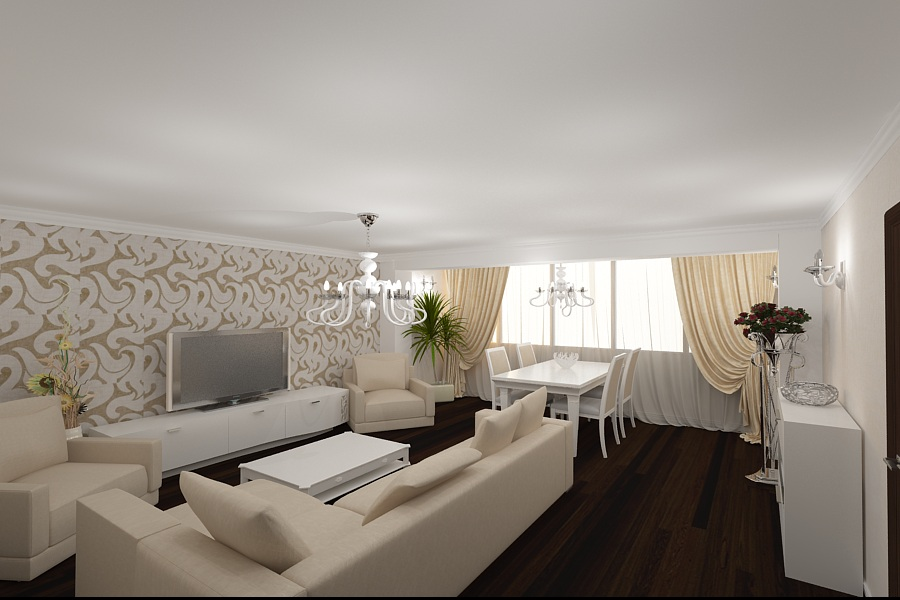 Design interior apartament clasic modern for What to know about interior design