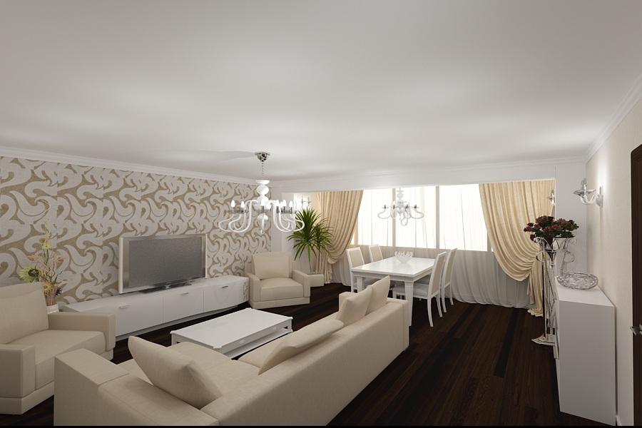 Design Interior Apartament Clasic Modern