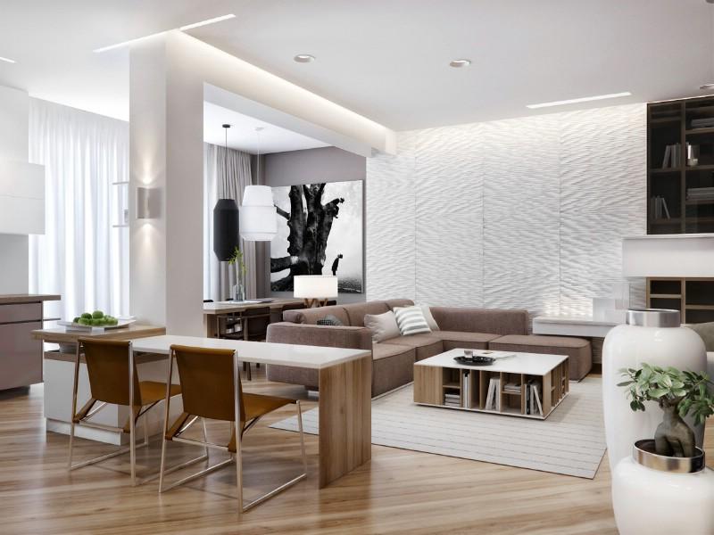 design interior apartament modern mangalia constanta