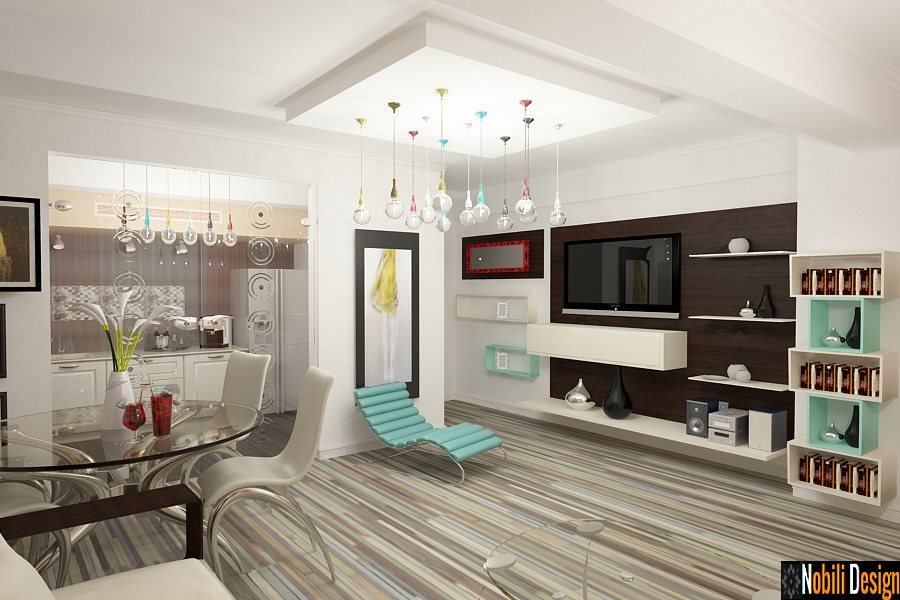 Design - interior - apartament - modern - Bucuresti - preturi
