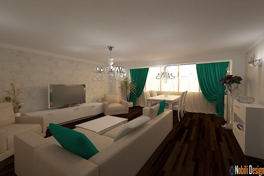design interior apartament modern slobozia pret