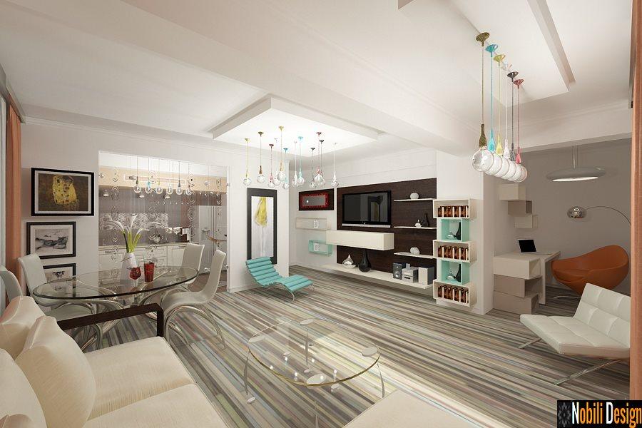 Design interior apartament bucuresti for Design interior living apartament