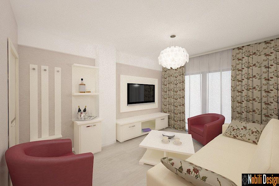 design interior apartament pensiune constanta