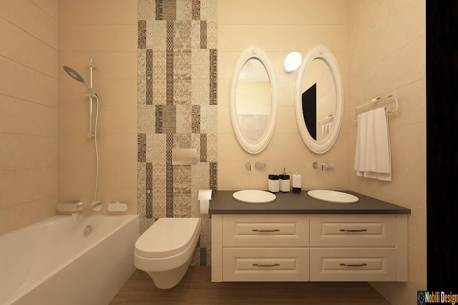 Design - interior - baie - apartament - bucuresti - preturi.
