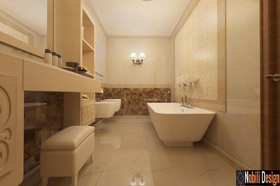 Design - interior - baie - casa - Ploiesti