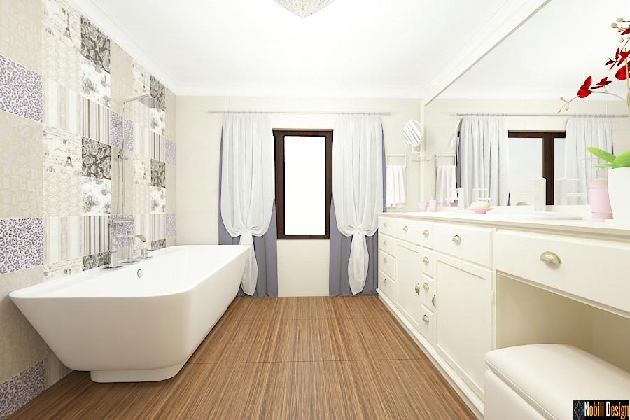 Design - interior - baie - casa - braila.