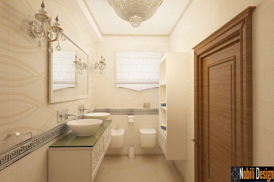 Design - interior - baie - casa - clasica - Bucuresti