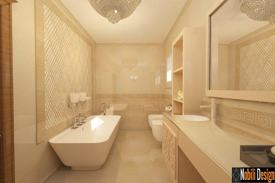 Design - interior - baie - casa - clasica