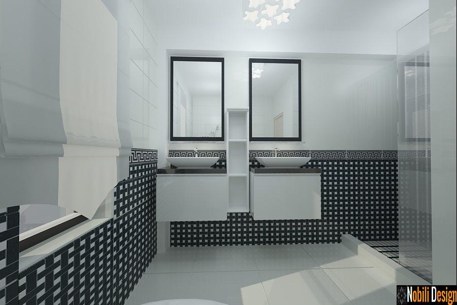 Design - interior - baie - casa - moderna - Constanta