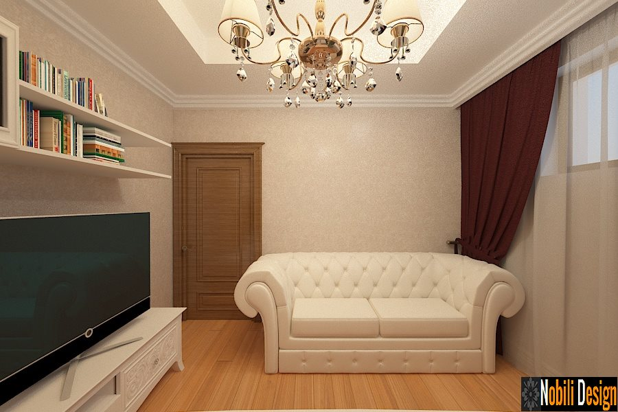 Design - interior - birou - clasic - Brasov