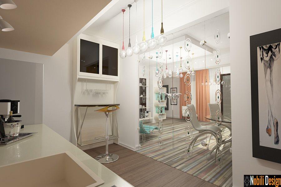 Design - interior - bucatarie - apartament - bucuresti