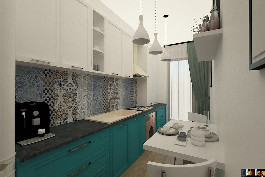 Design - interior - bucatarie - apartament - in - bucuresti.