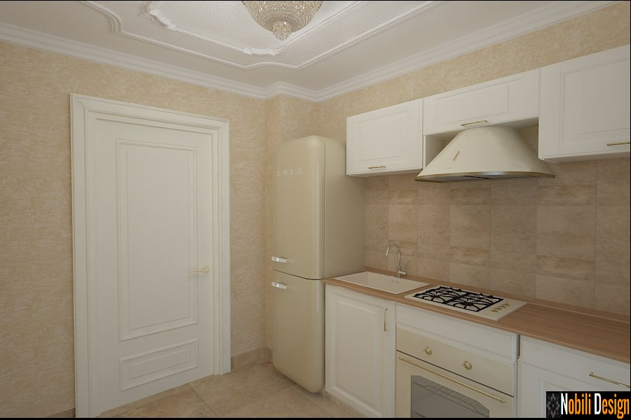 Design - interior - bucatarie - casa - Bucuresti