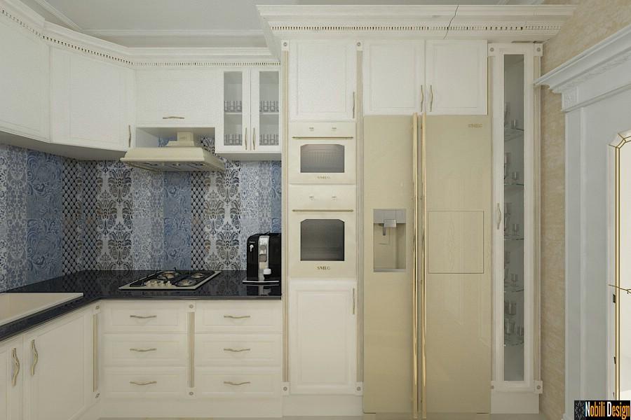 Design - interior - bucatarie - casa - clasica - Slobozia.