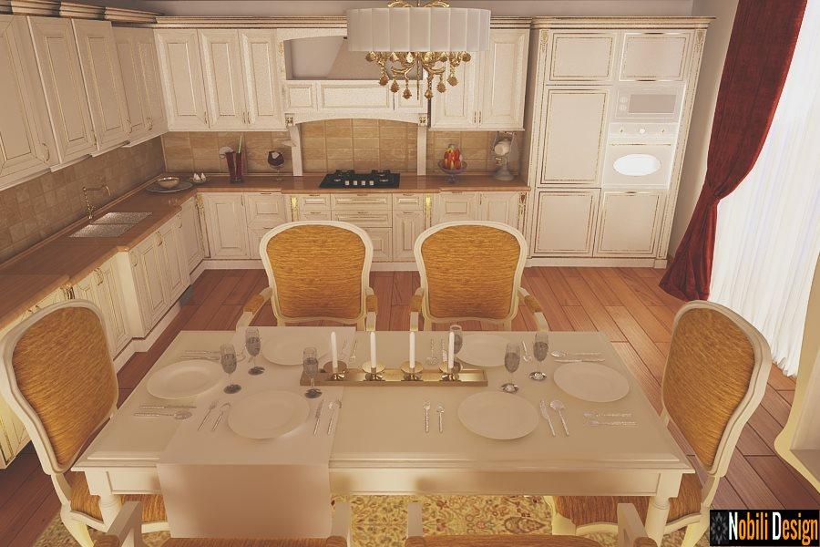 Design - interior - bucatarie - casa - Cluj - pret