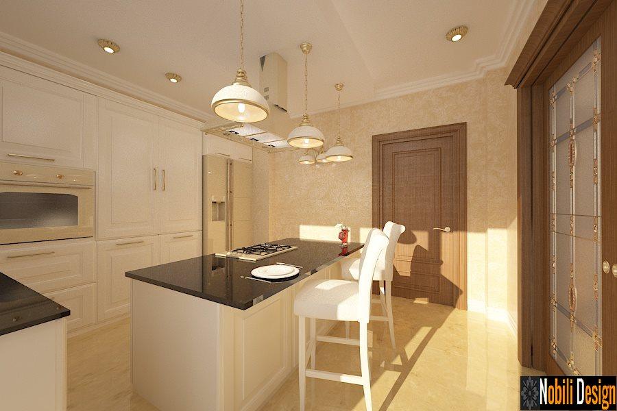 Design - interior - bucatarie - casa - stil - clasic - Brasov
