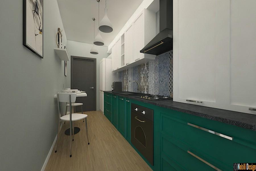 Design - interior - bucatarie - clasica - in - bucuresti.