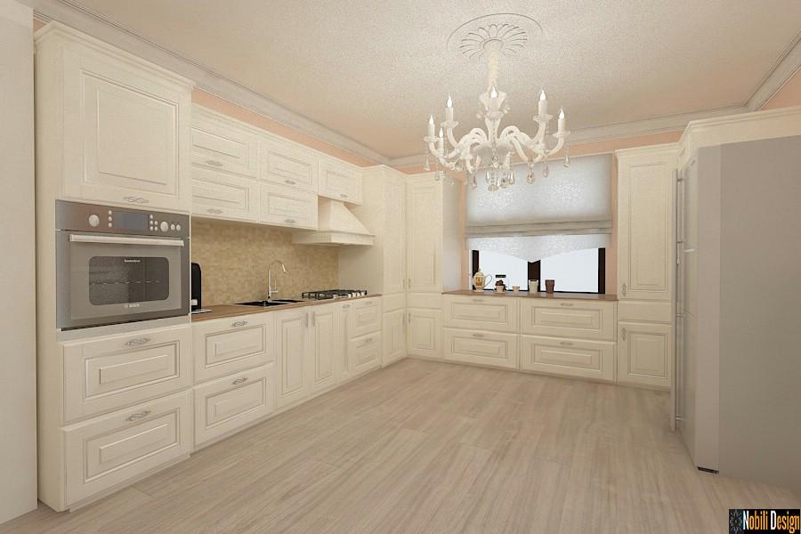 Nobili Design | Design - interior - bucatarie - clasica - Mures.
