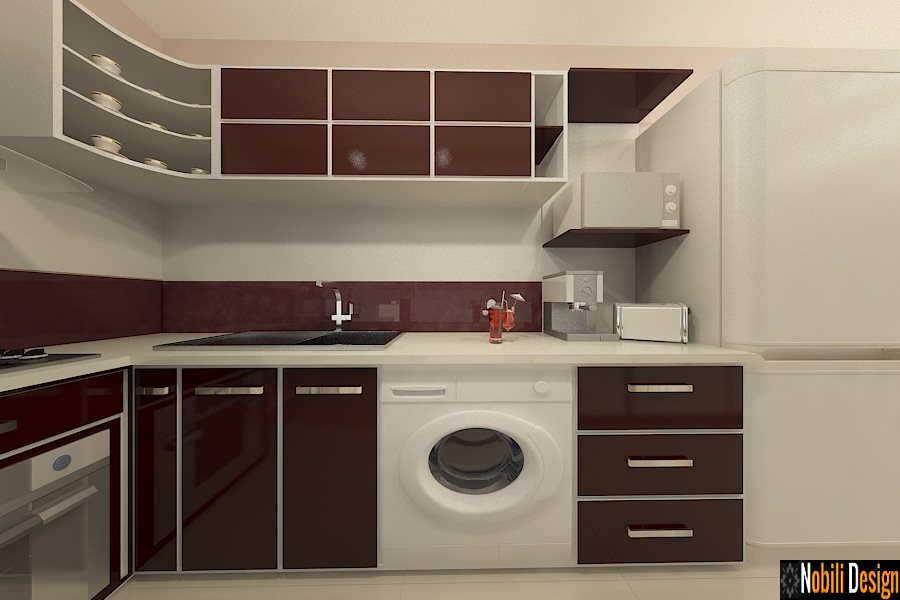 design interior bucatarie moderna BUCURESTI