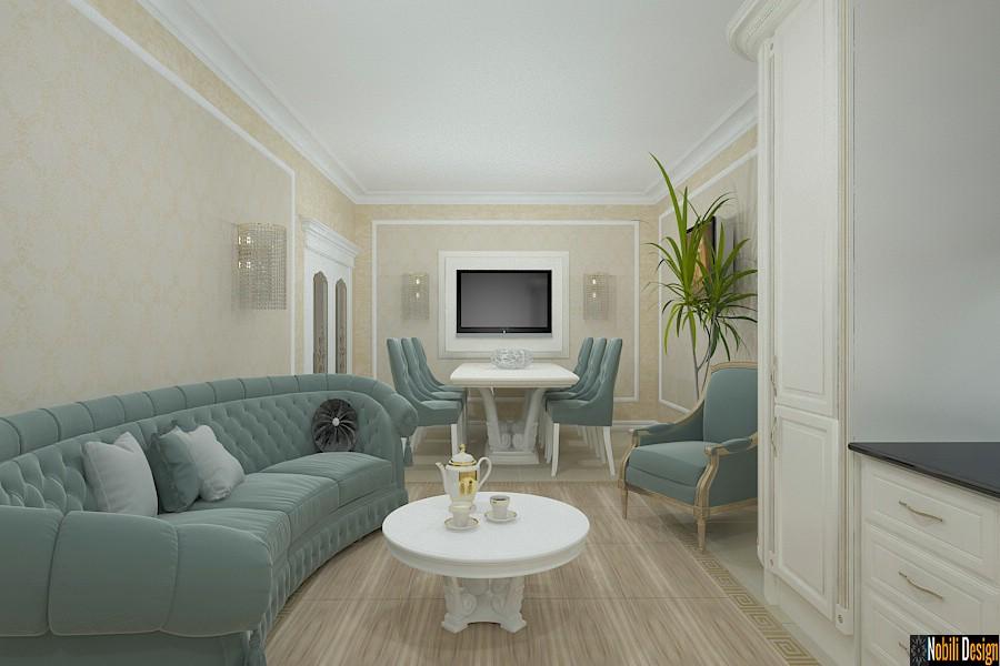 Design - interior - bucatarie - open space - casa -clasica.