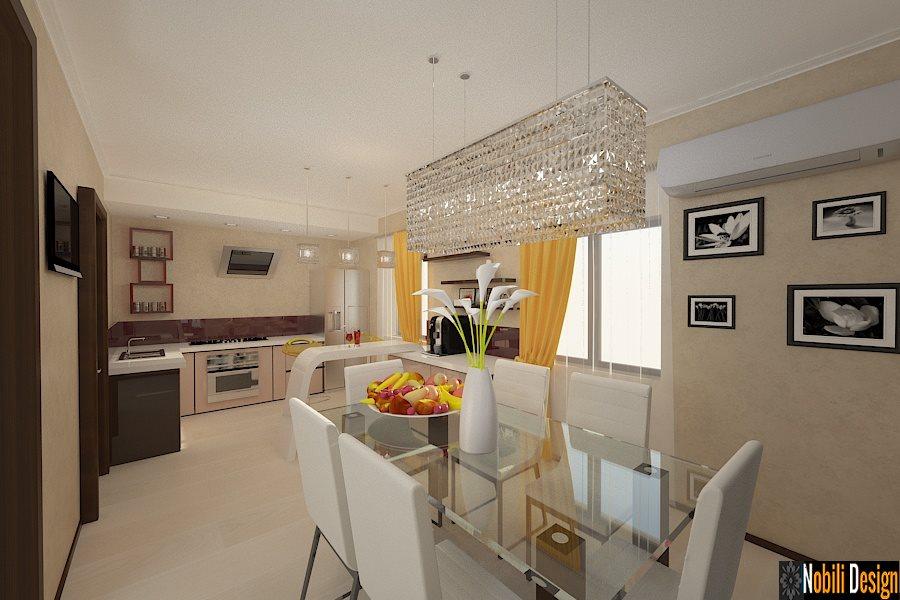 design, interior, bucatarie, vila, casa, moderna, bucuresti