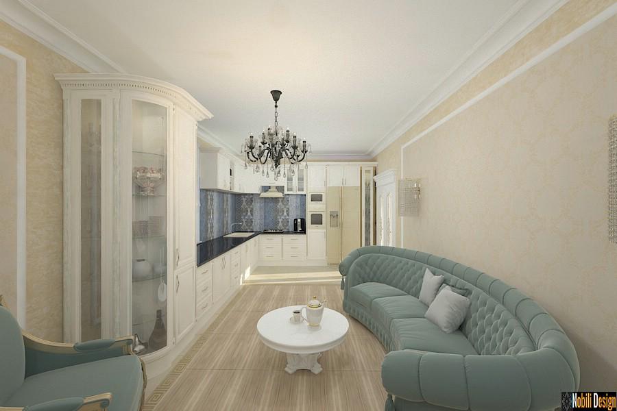 Design interior vila clasica de lux ialomita for Design interior case