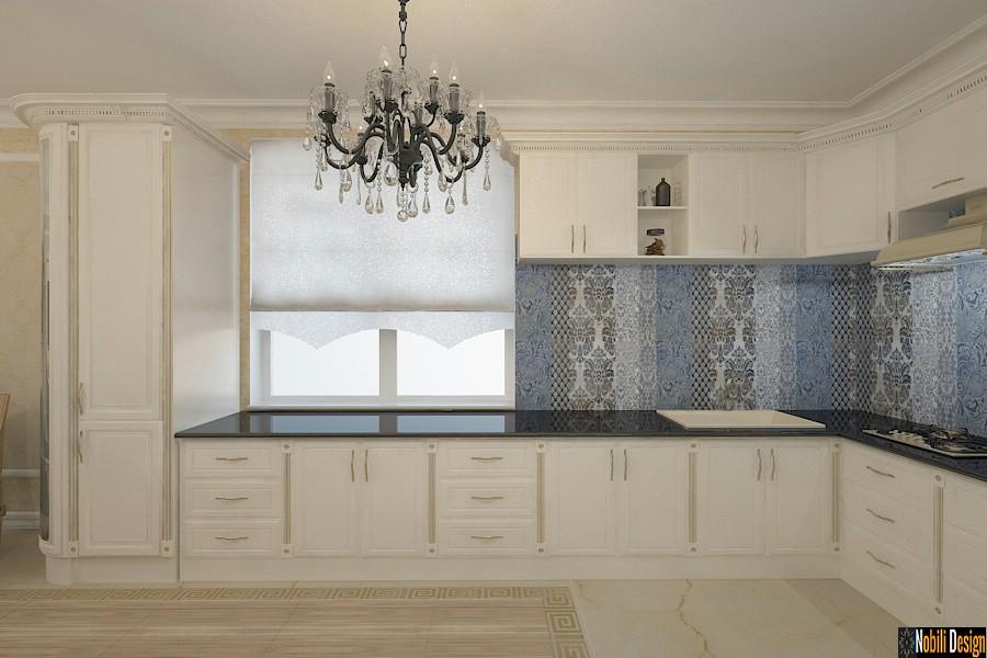 Design - interior - bucatarie - vila - tandarei.