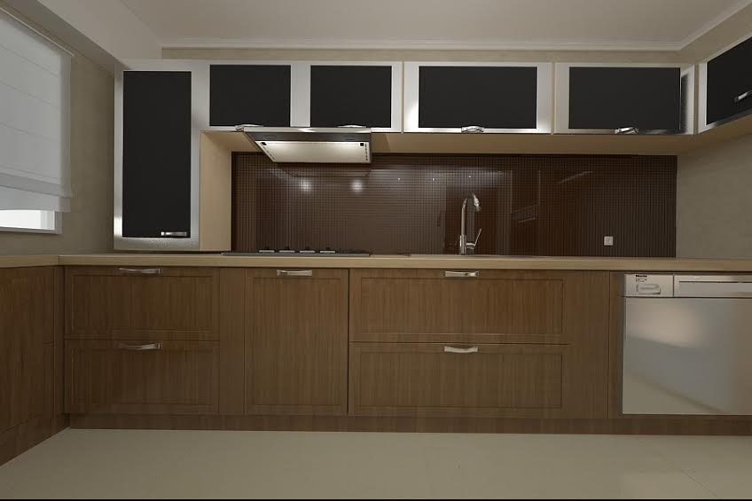 design-interior-bucatrie-moderna